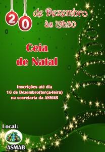 ASMAB cartaz Natal 2014
