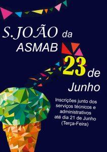 SÃO JOÃO 2016 CARTAZ