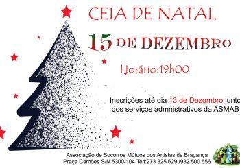 Ceia de Natal – Inscrições